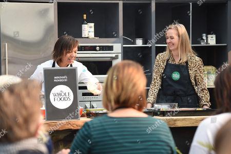 Nina Compton cooks