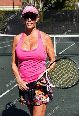 Editorial image of Chris Evert and Raymond James Pro-Celebrity Tennis Classic, Pro-Am, Boca Raton, USA - 09 Nov 2018