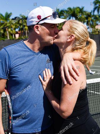 Editorial picture of Chris Evert and Raymond James Pro-Celebrity Tennis Classic, Pro-Am, Boca Raton, USA - 09 Nov 2018