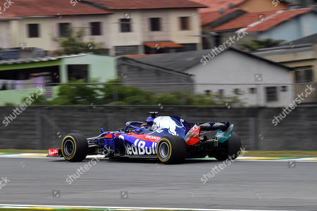 09.11.2018, Autódromo José Carlos Pace, Interlagos, FORMULA 1 GRANDE PRÊMIO HEINEKEN DO BRASIL 2018 ,   Brendon Hartley (NZL#28), Red Bull Toro Rosso Honda