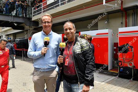 Editorial photo of Formula 1 World Championship 2018, Interlagos, Brasilien - 09 Nov 2018