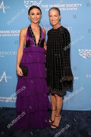 Editorial picture of The HSUS To The Rescue! Gala 2018, New York, USA - 09 Nov 2018