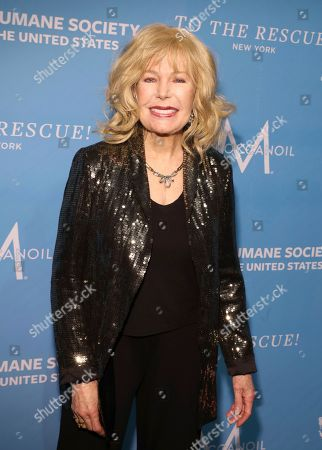 Loretta Swit walks the red carpet at The Humane Society of the United States To the Rescue! New York Gala on in New York City. To the Rescue! is a benefit in celebration of the life-saving work of its animal rescue efforts across the nation and around the world. In its ninth year, the event honored Katie Sturino and Toast as well as Gucci and Golden Globe and Emmy Award-winning comedian, actor and director Ricky Gervais. The evening featured performances by Broadway's Erich Bergen and Sutton Foster