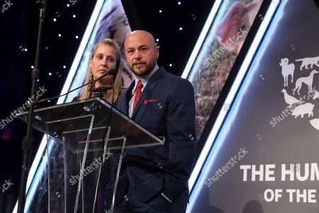 Editorial image of The HSUS To The Rescue! Gala 2018, New York, USA - 09 Nov 2018