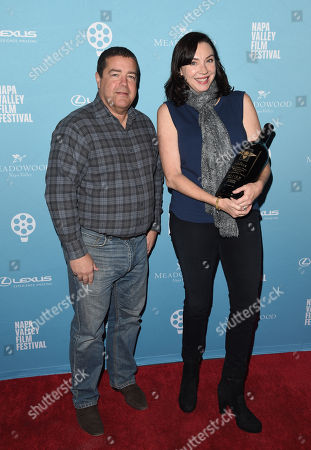 Stephanie Courtney and Dave Miner
