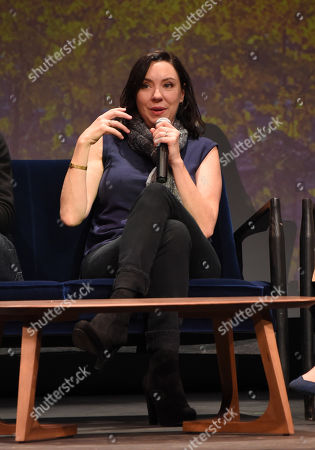 Stock Photo of Stephanie Courtney