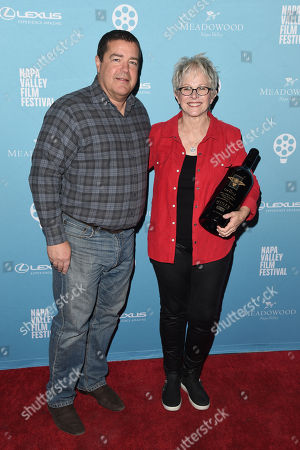 Tracy Newman and Dave Miner