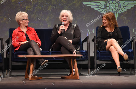 Tracy Newman, Cheri Oteri, and Julia Sweeney