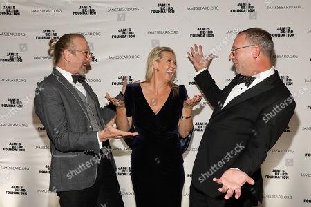 Michel Nischan, Claire Reichenbach, Eric Kessler