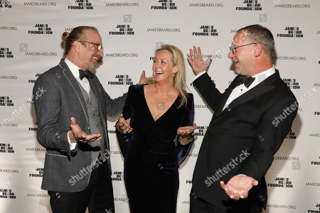 Editorial image of James Beard Foundation Gala, New York, USA - 09 Nov 2018