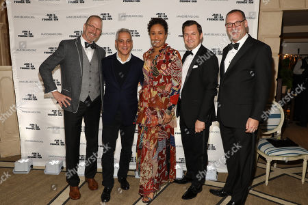 Editorial photo of James Beard Foundation Gala, New York, USA - 09 Nov 2018