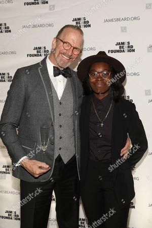 Editorial photo of James Beard Foundation Gala, New York, USA - 09 Nov 2018