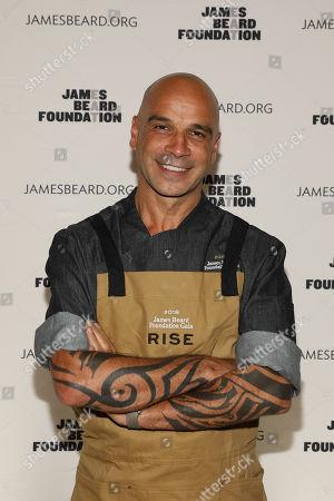 Editorial picture of James Beard Foundation Gala, New York, USA - 09 Nov 2018