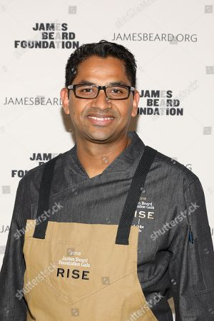 Stock Image of Asher Biju