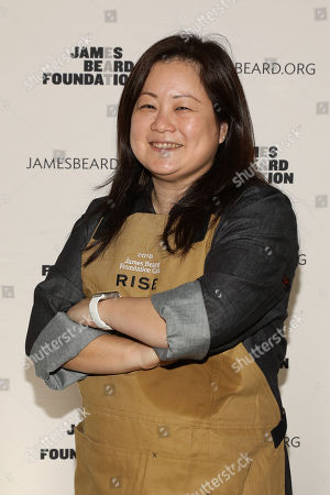 Editorial picture of James Beard Foundation Gala, New York, USA - 09 Nov 2018