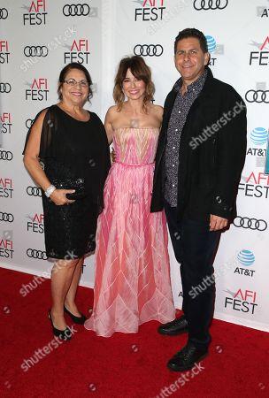 Lorraine Hernan, Linda Cardellini, Steve Rodriguez