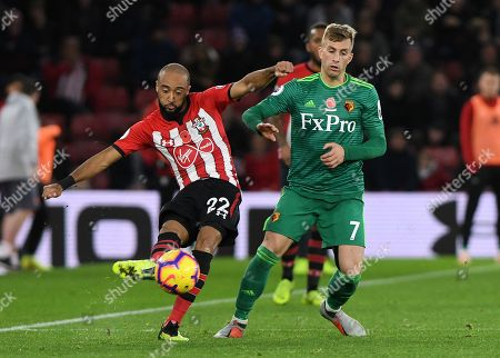 Editorial photo of Southampton v Watford, Premier League, Football, St Mary's Stadium, Southampton, UK - 10 Nov 2018