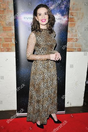 Editorial image of 'Eleven' film premiere, London, UK - 10 Nov 2018