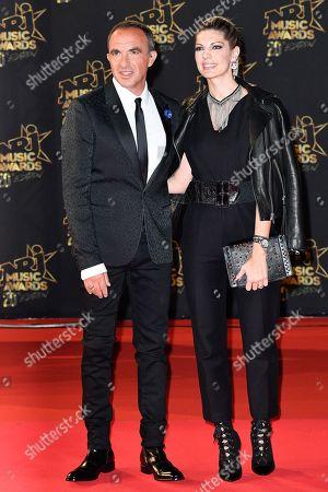 Editorial image of NRJ Music Awards, Arrivals, Cannes, France - 10 Nov 2018