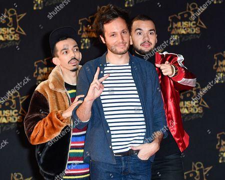 Florian Ordonez, Olivio Ordonez and Vianney