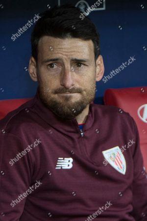 Athletic Bilbao's forward Aritz Aduriz