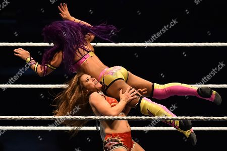Editorial picture of WWE Live, Rome Italy - 11 Nov 2018