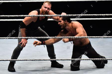 Seth Rollin vs Dean Ambrose