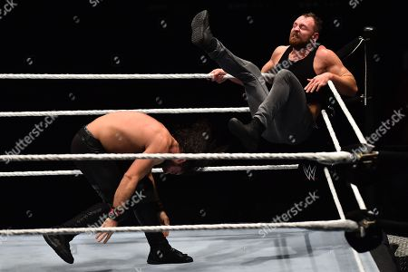 Editorial photo of WWE Live, Rome Italy - 11 Nov 2018