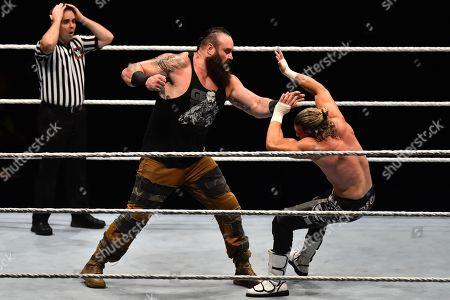 Dolph Ziggler vs Braun Strowman