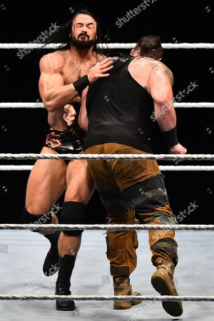 Drew McIntyre vs Braun Strowman