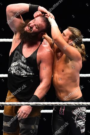 Dolph Ziggler and Braun Strowman