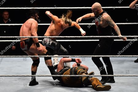 Editorial photo of WWE Live, Rome Italy - 11 Nov 2018