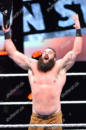 Stock Picture of Braun Strowman