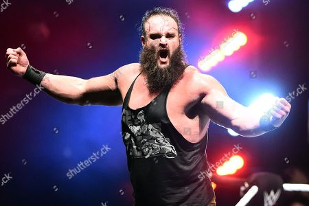 Editorial image of WWE Live, Rome Italy - 11 Nov 2018