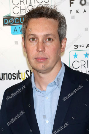 Tim Wardle attends the third annual Critics' Choice Documentary Awards at BRIC, in New York