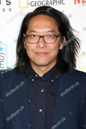 Stock Photo of Stephen Maing attends the third annual Critics' Choice Documentary Awards at BRIC, in New York