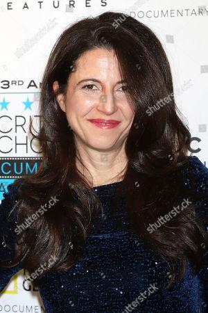 Editorial image of 2018 Critics' Choice Documentary Awards, New York, USA - 10 Nov 2018