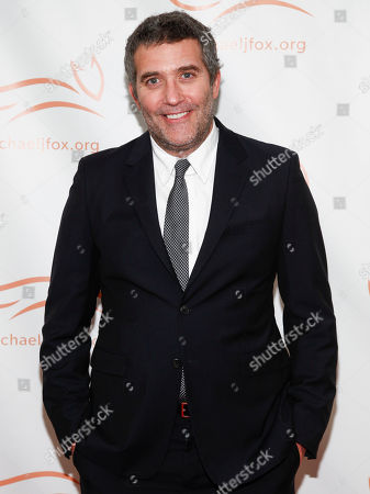 Craig Bierko attends the Michael J. Fox Foundation 2018 benefit gala at the New York Hilton Midtown, in New York