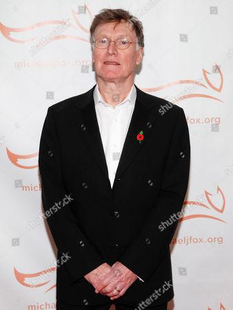 Editorial photo of Michael J. Fox Foundation 2018 Benefit Gala, New York, USA - 10 Nov 2018
