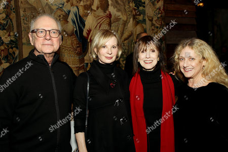 Stock Picture of Barry Levinson, Diana Levinson, Jean Doumanian, Carol Kane