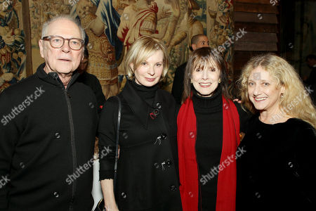 """Editorial image of New York Special Screening and Reception for CBS Films' """"At Eternity's Gate"""" directed by Julian Schnabel, USA - 10 Nov 2018"""
