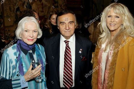 "Editorial image of New York Special Screening and Reception for CBS Films' ""At Eternity's Gate"" directed by Julian Schnabel, USA - 10 Nov 2018"