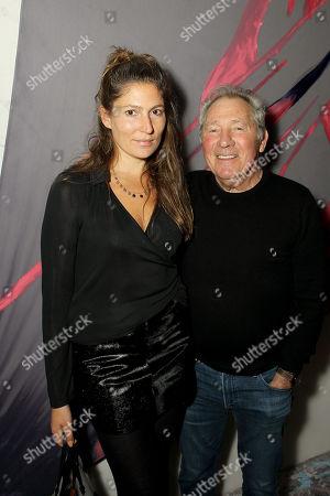 Stella Schnabel, Israel Horovitz