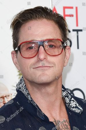 """Cameron Douglas attends the world premiere of """"The Kominsky Method"""" during the 2018 AFI Fest at the Egyptian Theatre, in Los Angeles"""