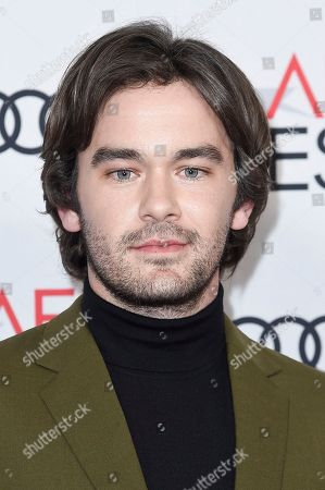 "Casey Thomas Brown attends the world premiere of ""The Kominsky Method"" during the 2018 AFI Fest at the Egyptian Theatre, in Los Angeles"