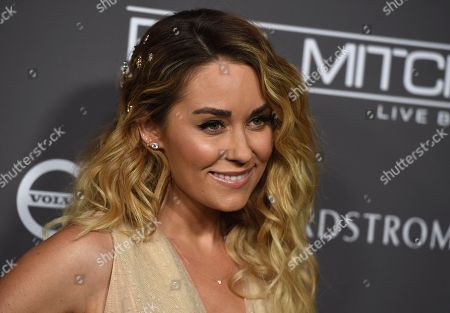 Lauren Conrad attends the 2018 Baby2Baby Gala on in Culver City, Calif