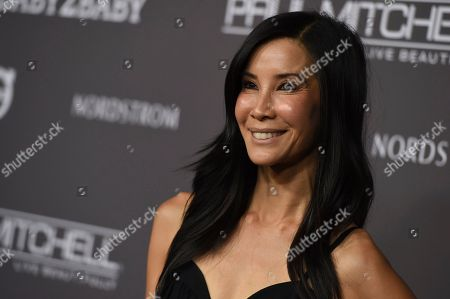 Lisa Ling attends the 2018 Baby2Baby Gala on in Culver City, Calif