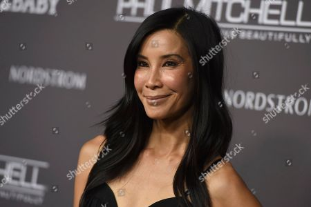 Stock Photo of Lisa Ling attends the 2018 Baby2Baby Gala on in Culver City, Calif
