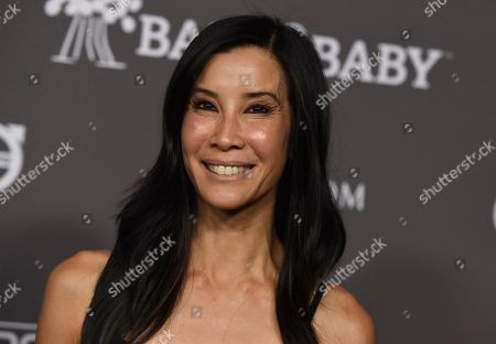 Stock Image of Lisa Ling attends the 2018 Baby2Baby Gala on in Culver City, Calif