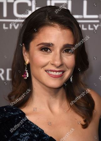 Stock Photo of Shiri Appleby attends the 2018 Baby2Baby Gala on in Culver City, Calif